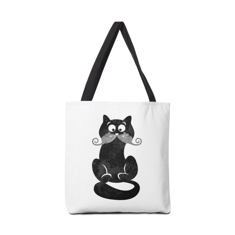 Mousetache Accessories Bag by Joe Conde