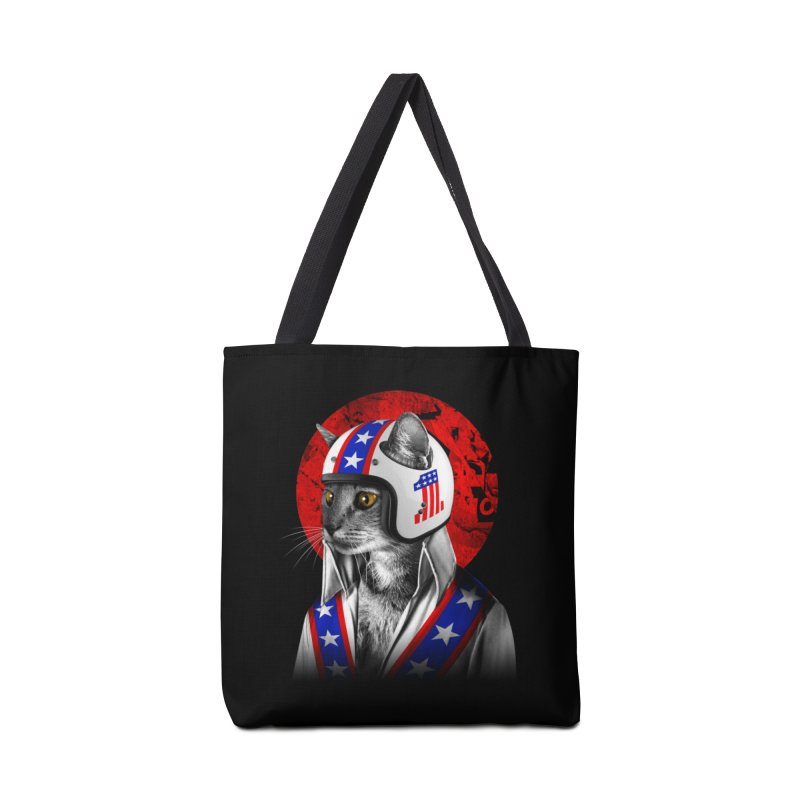 Evel Katneivel Accessories Bag by Joe Conde