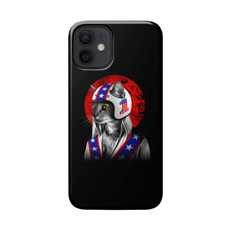 Evel Katneivel Accessories Phone Case by Joe Conde