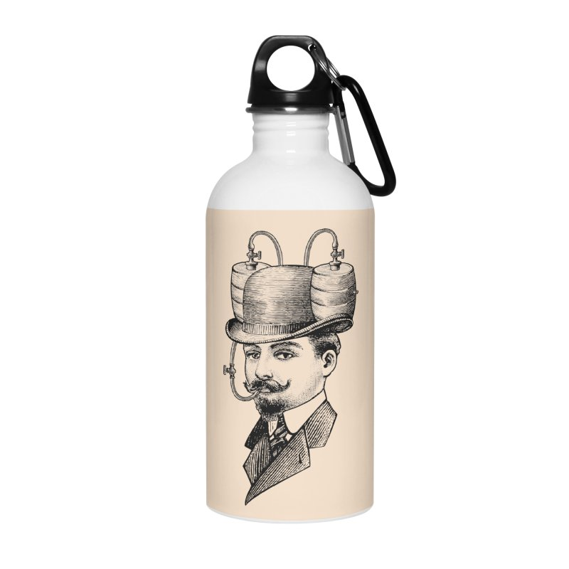 Sports Fan Accessories Water Bottle by Joe Conde