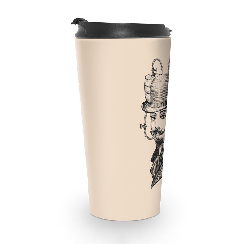 Sports Fan Accessories Travel Mug by Joe Conde