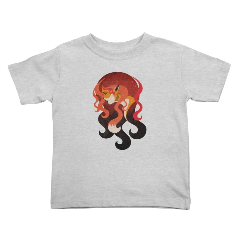 The Fox Kids Toddler T-Shirt by Joe Conde