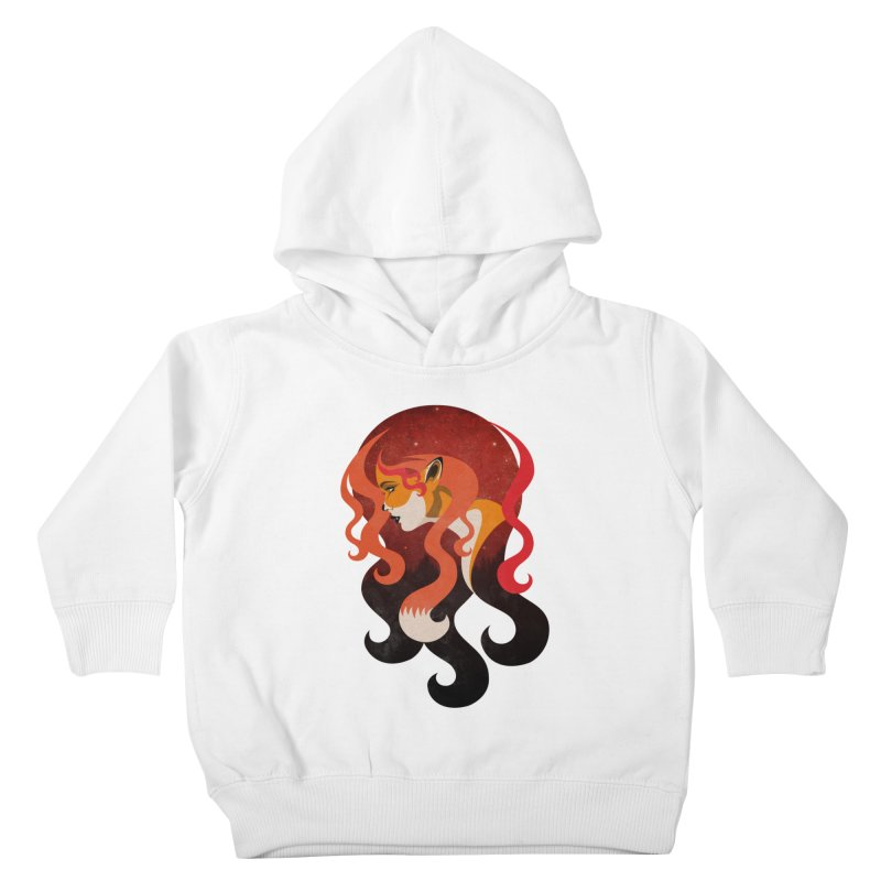 The Fox Kids Toddler Pullover Hoody by Joe Conde