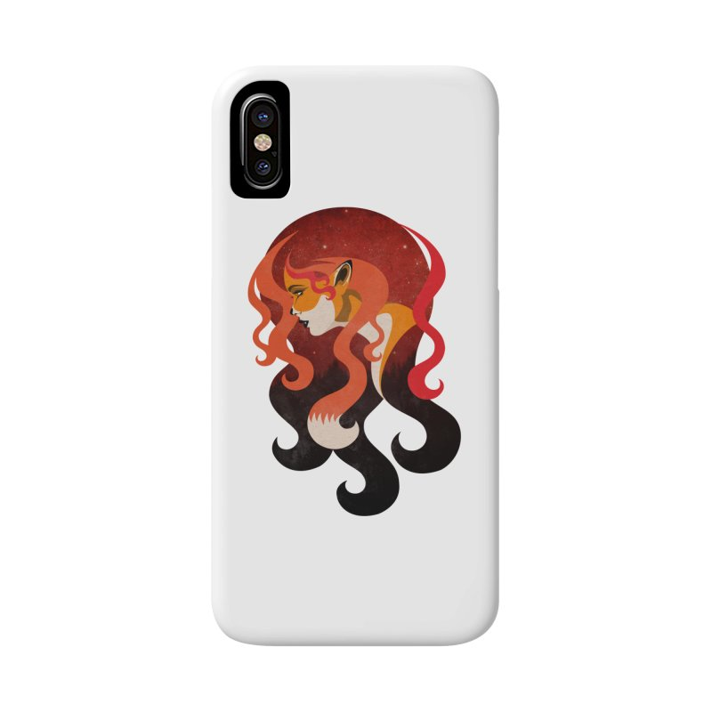 The Fox Accessories Phone Case by Joe Conde