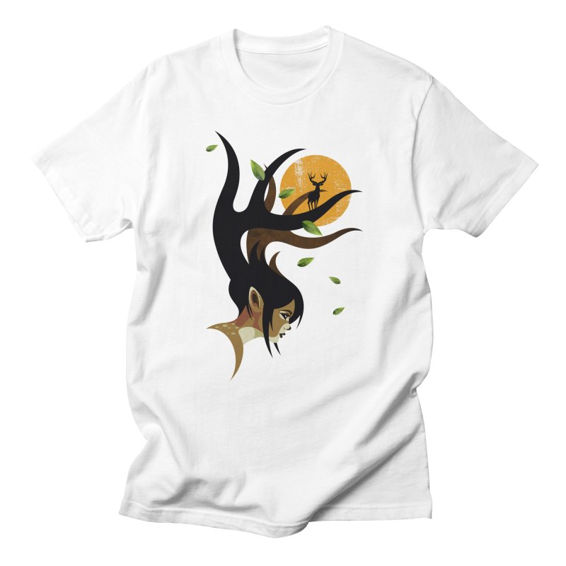 The Doe Women's Regular Unisex T-Shirt by Joe Conde