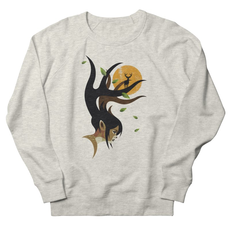 The Doe Women's French Terry Sweatshirt by Joe Conde