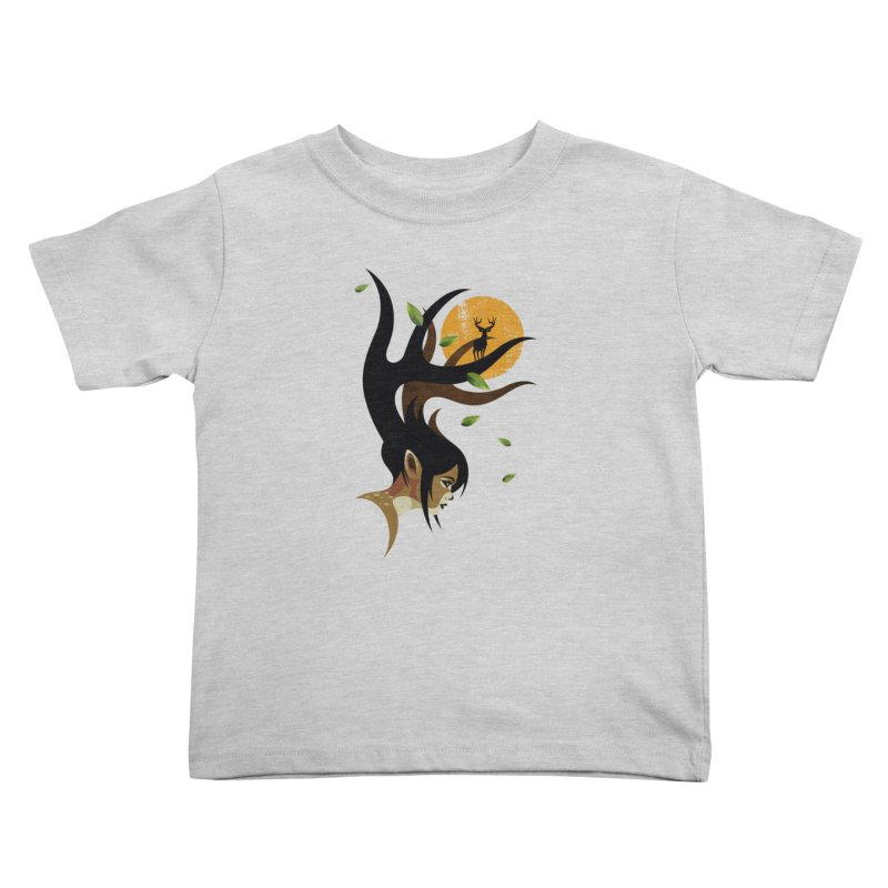 The Doe Kids Toddler T-Shirt by Joe Conde