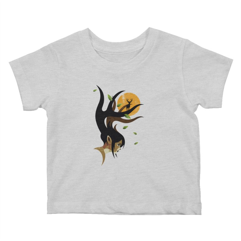 The Doe Kids Baby T-Shirt by Joe Conde