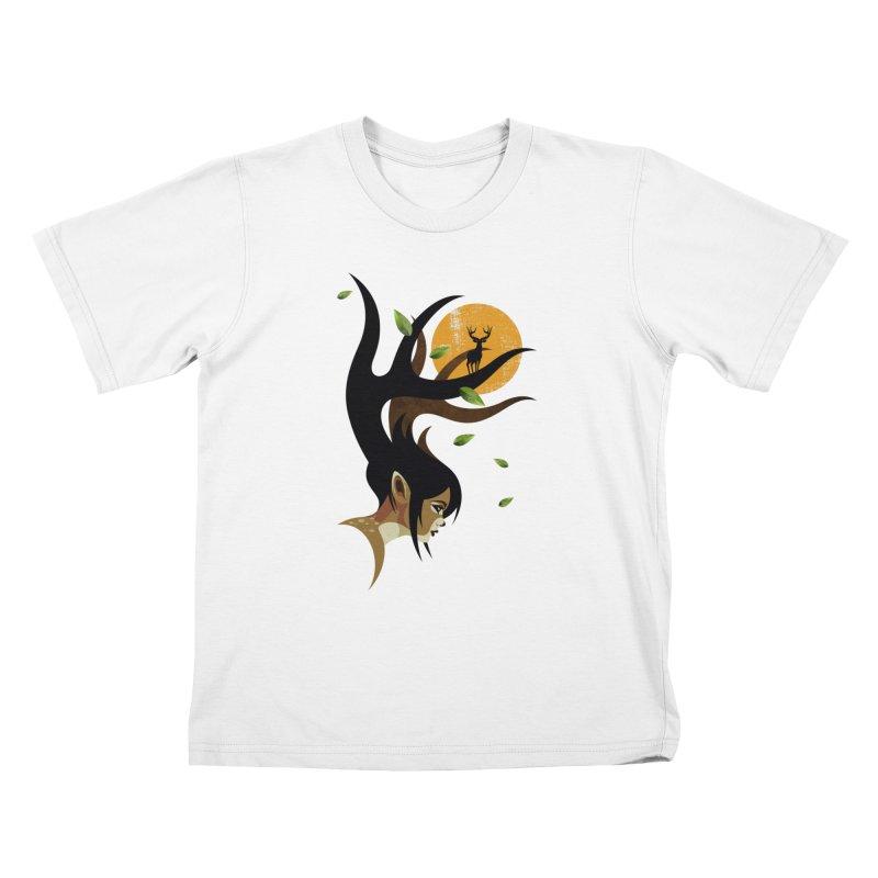 The Doe Kids T-Shirt by Joe Conde