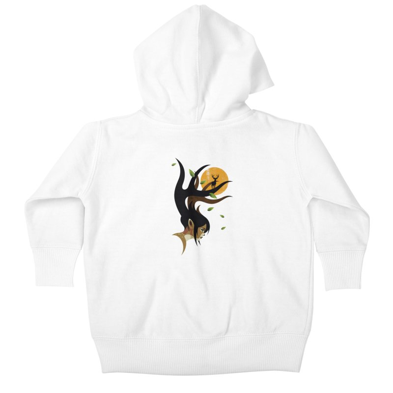 The Doe Kids Baby Zip-Up Hoody by Joe Conde