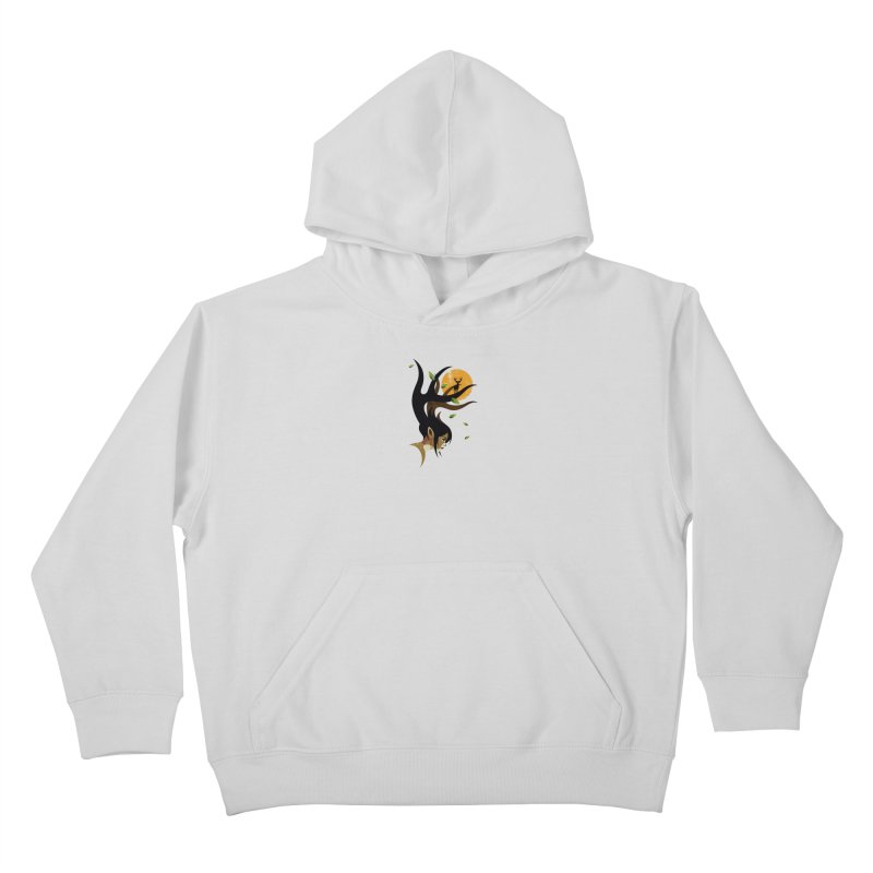 The Doe Kids Pullover Hoody by Joe Conde