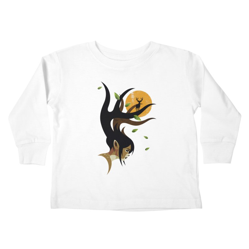 The Doe Kids Toddler Longsleeve T-Shirt by Joe Conde