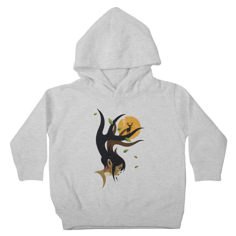 The Doe Kids Toddler Pullover Hoody by Joe Conde