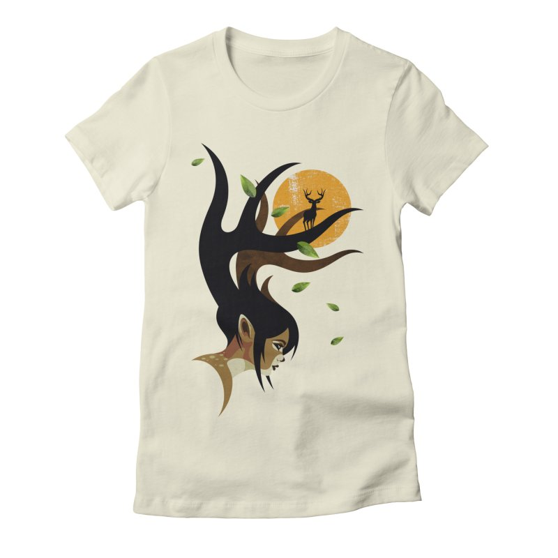The Doe Women's T-Shirt by Joe Conde