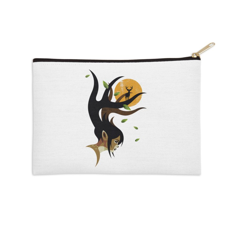 The Doe Accessories Zip Pouch by Joe Conde