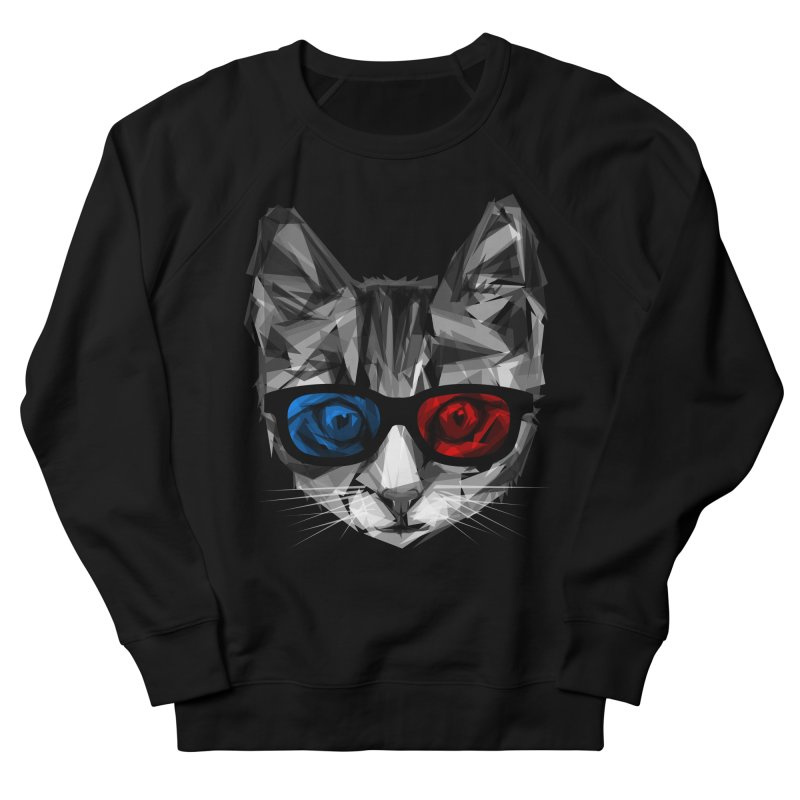 3D Specs Women's Sweatshirt by Joe Conde