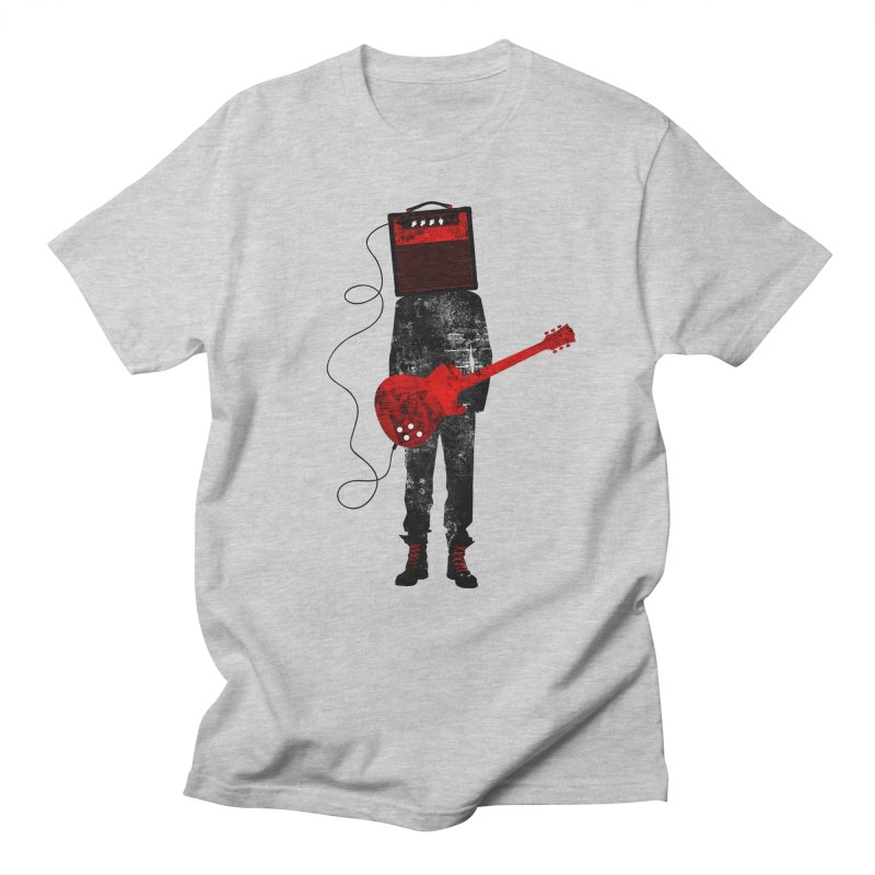Amplified Men's T-shirt by Joe Conde