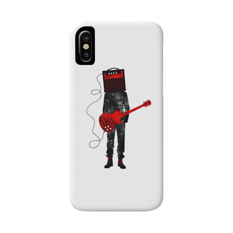 Amplified Accessories Phone Case by Joe Conde