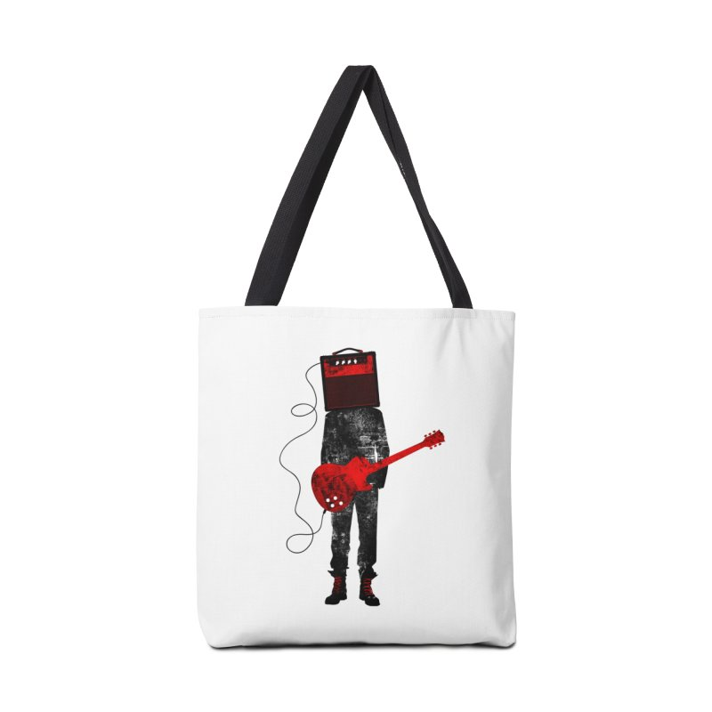 Amplified Accessories Bag by Joe Conde