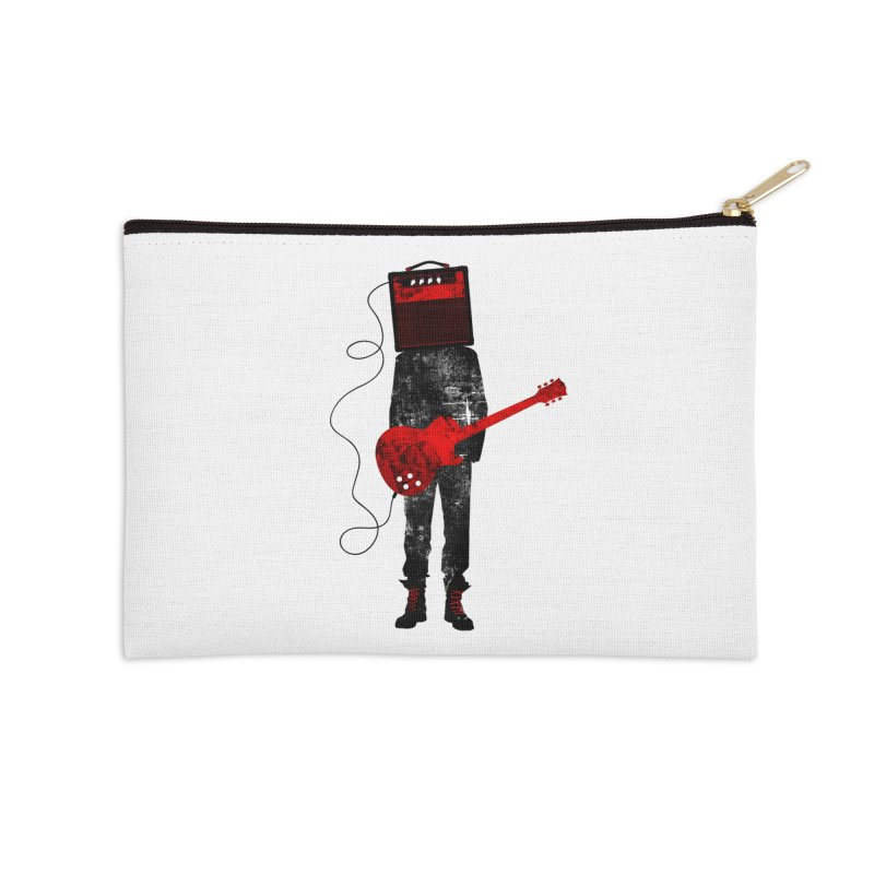 Amplified Accessories Zip Pouch by Joe Conde