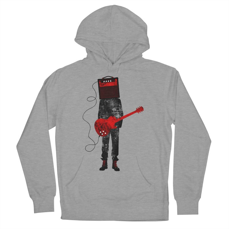 Amplified Women's Pullover Hoody by Joe Conde