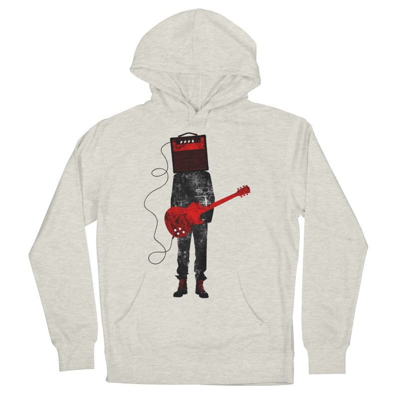 Amplified Women's French Terry Pullover Hoody by Joe Conde