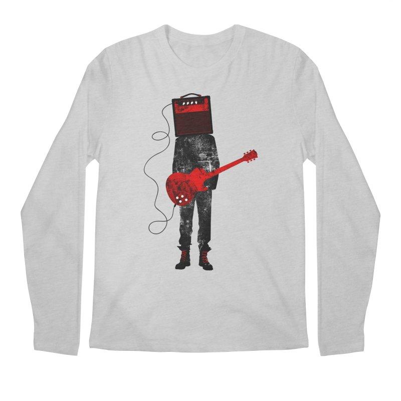 Amplified Men's Longsleeve T-Shirt by Joe Conde