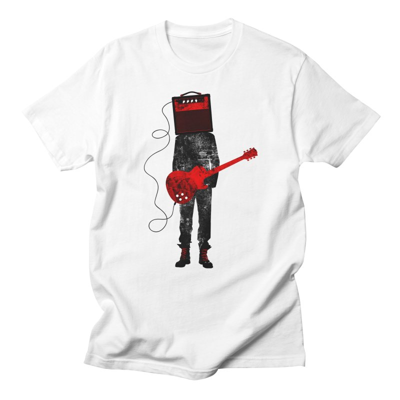Amplified Men's T-Shirt by Joe Conde