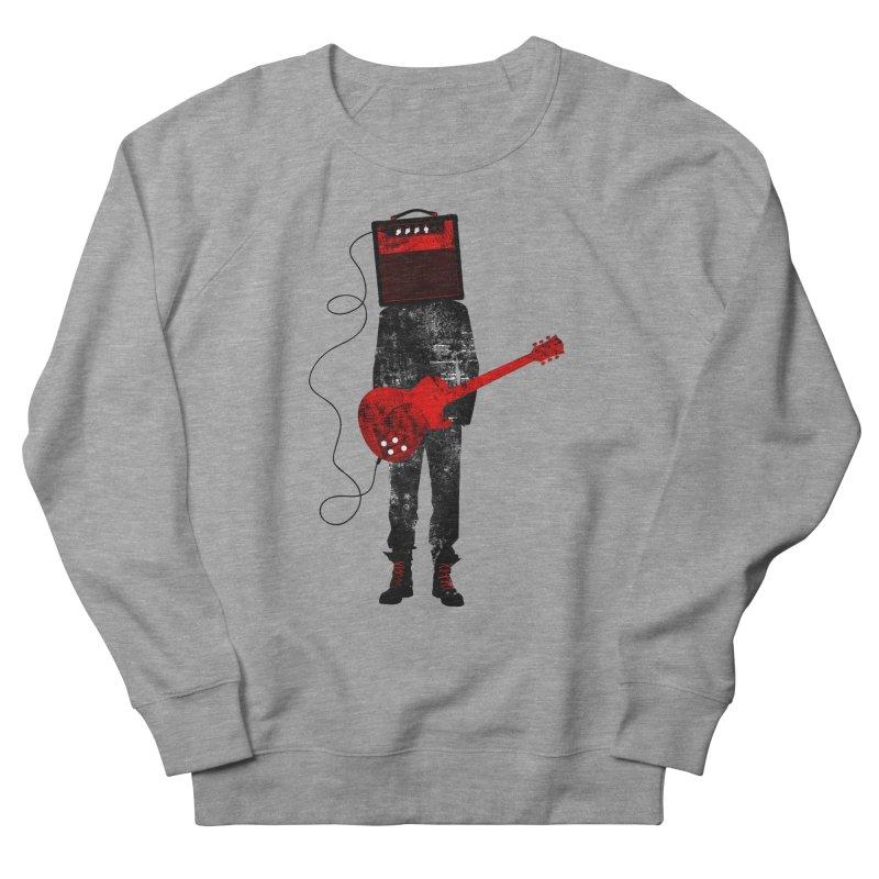 Amplified Women's Sweatshirt by Joe Conde