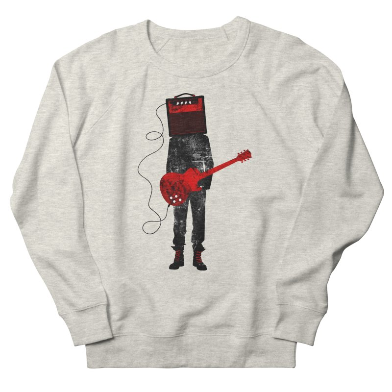 Amplified Women's Sweatshirt by Joe Conde