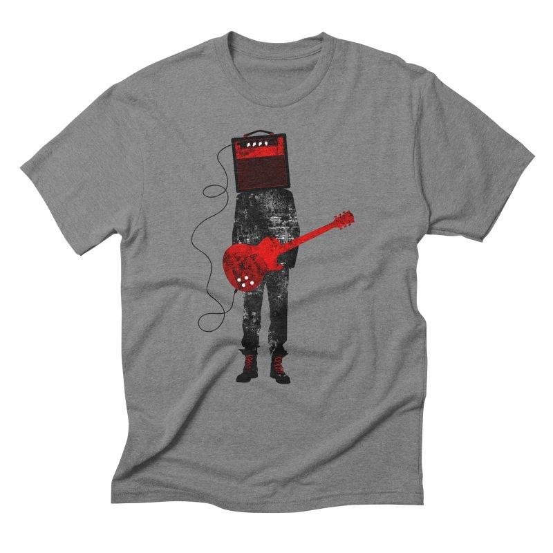 Amplified Men's Triblend T-Shirt by Joe Conde