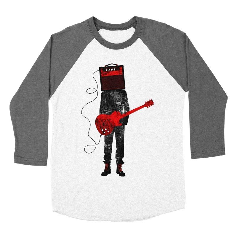 Amplified Women's Longsleeve T-Shirt by Joe Conde