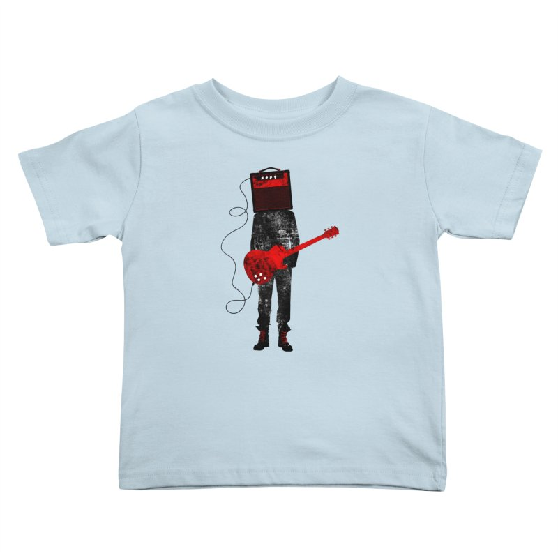 Amplified Kids Toddler T-Shirt by Joe Conde