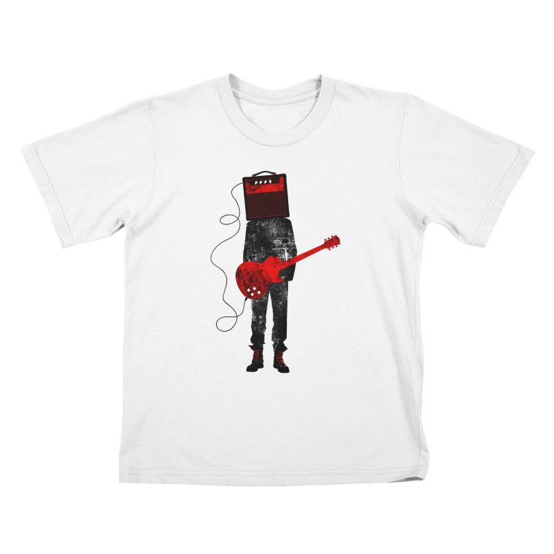 Amplified Kids T-Shirt by Joe Conde