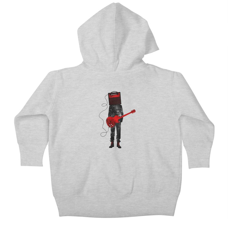 Amplified Kids Baby Zip-Up Hoody by Joe Conde