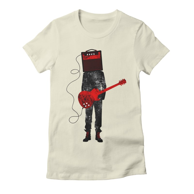 Amplified Women's T-Shirt by Joe Conde