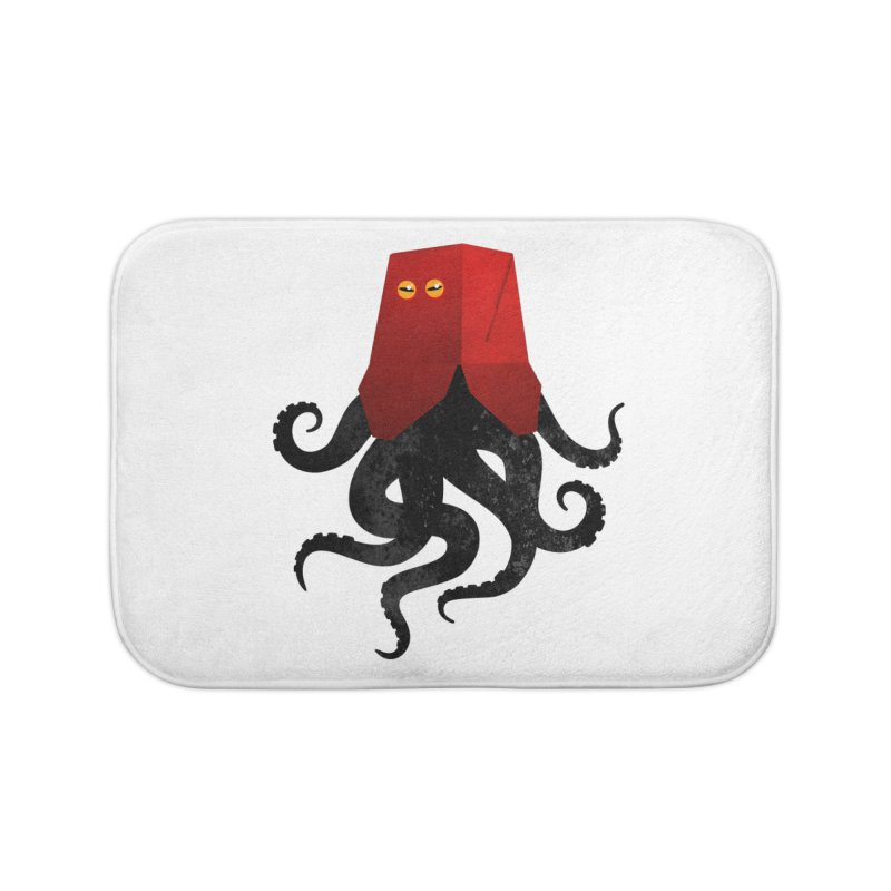 Fresh Take Out Meal Home Bath Mat by Joe Conde