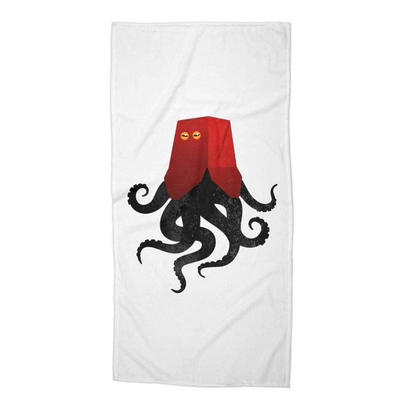 Fresh Take Out Meal Accessories Beach Towel by Joe Conde