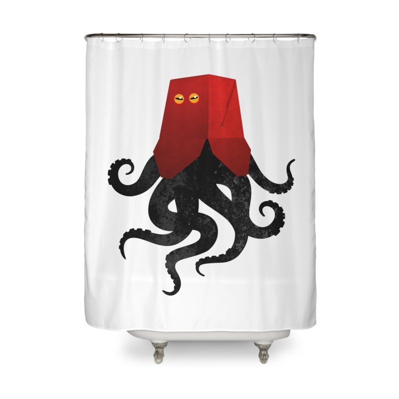 Fresh Take Out Meal Home Shower Curtain by Joe Conde