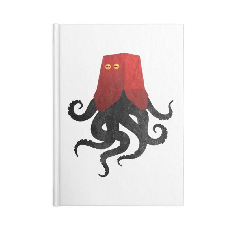 Fresh Take Out Meal Accessories Notebook by Joe Conde
