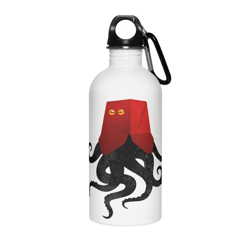 Fresh Take Out Meal Accessories Water Bottle by Joe Conde