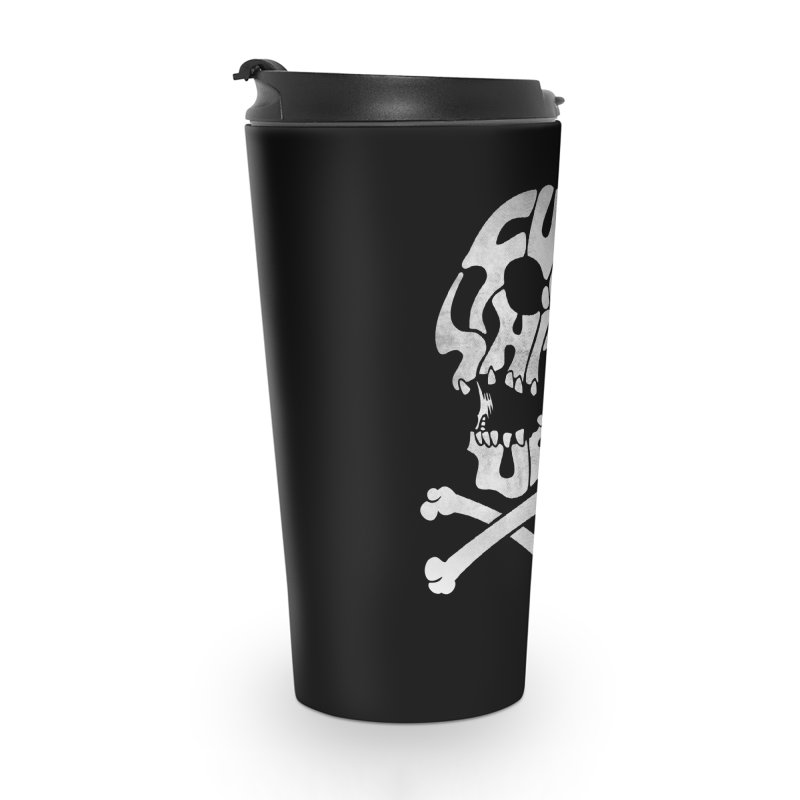 Fuck Shit Up Accessories Travel Mug by Joe Conde