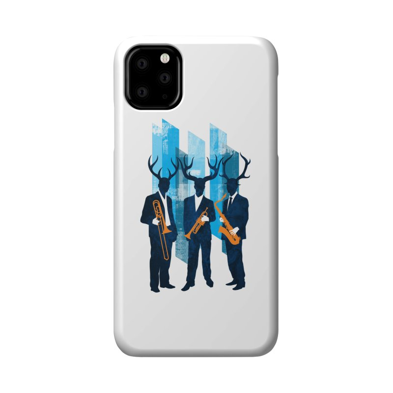 Horn Section Accessories Phone Case by Joe Conde