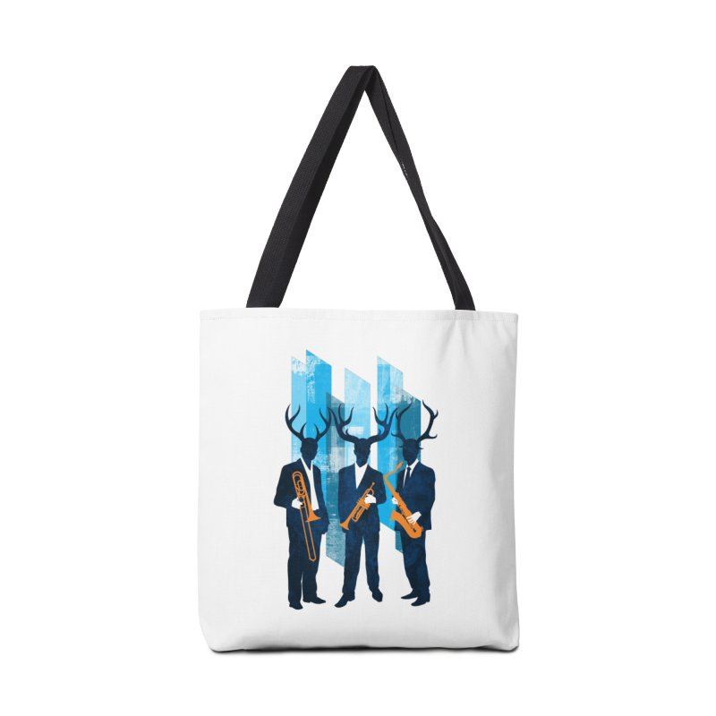 Horn Section Accessories Bag by Joe Conde
