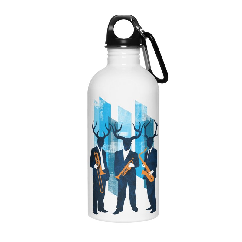 Horn Section Accessories Water Bottle by Joe Conde