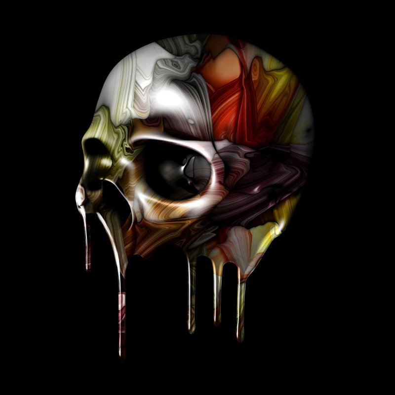 Syrupy Skull None  by Joe Conde