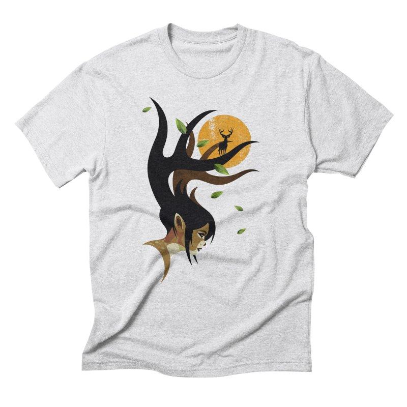 The Doe Men's Triblend T-Shirt by Joe Conde
