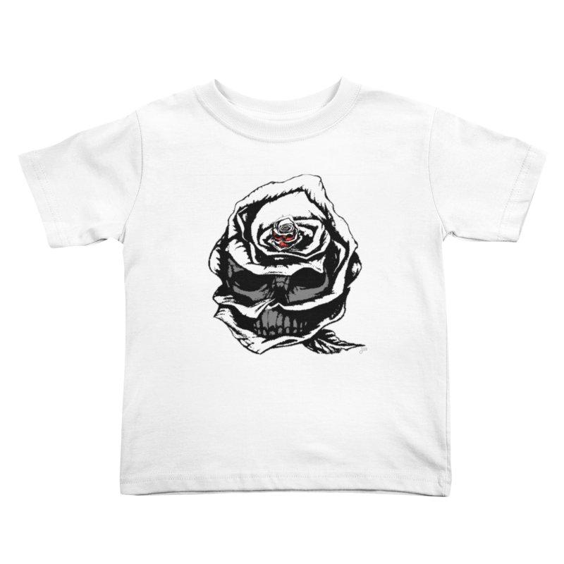 Secret Kids Toddler T-Shirt by joe's shop