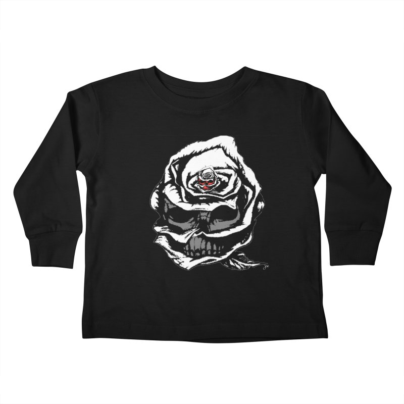Secret Kids Toddler Longsleeve T-Shirt by joe's shop
