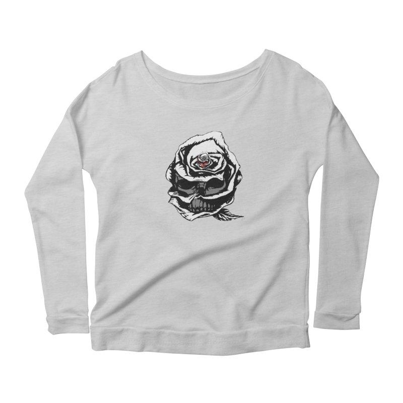 Secret Women's Scoop Neck Longsleeve T-Shirt by joe's shop